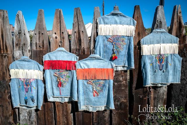 chaleco vest boho chic style indie gypsy denim