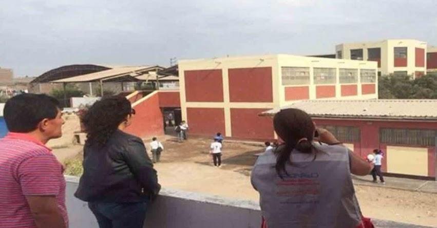 Colegios de Arequipa no pueden usar dinero de mantenimiento por falta de directores nombrados