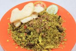 8 Langkah Membuat Nasi Kebuli Rice Cooker Lengkap Dengan Daging Kambing