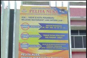 Lowongan Kerja Pekanbaru : Asosiasi Dan Konsultasi Edukasi Pelita Nusa & PKBM Bina Edukasi September 2017