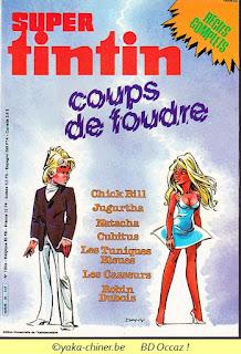 Super Tintin, Coups de Foudre, Tome 20