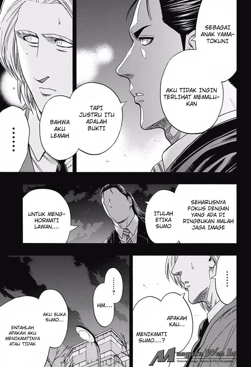 Hinomaru Zumou Chapter 144-5
