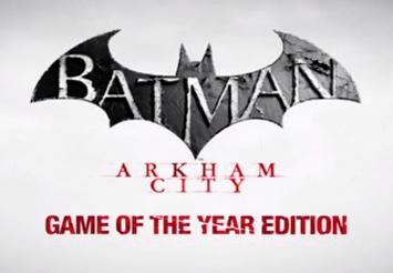 Batman Arkham City GOTY [Full] [Español] [MEGA]