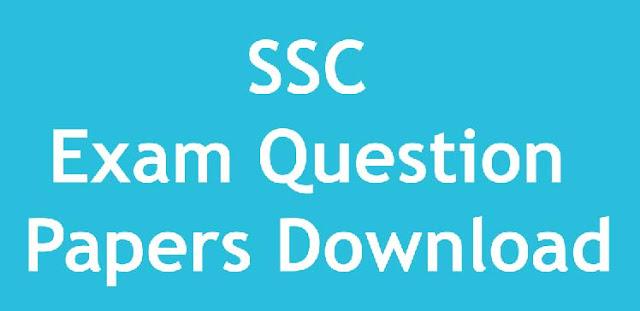 SSC Exam Question