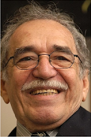 Google menampilkan sebuah Lukisan warna warni kota Macondo di tengah hutan Amazon yang le Siapakah Gabriel García Márquez yang Muncul Di Google Hari Ini?