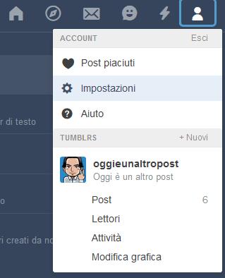 Come sapere chi accede al tuo account Tumblr