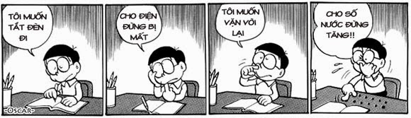 Ảnh chế Nobita