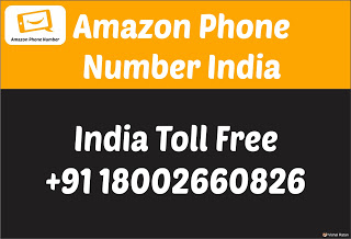 Amazon Phone Number, amazon toll free number India