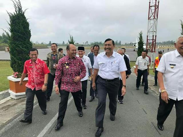 Besok, Jokowi Berkunjung ke Lapangan Mini Siborongborong