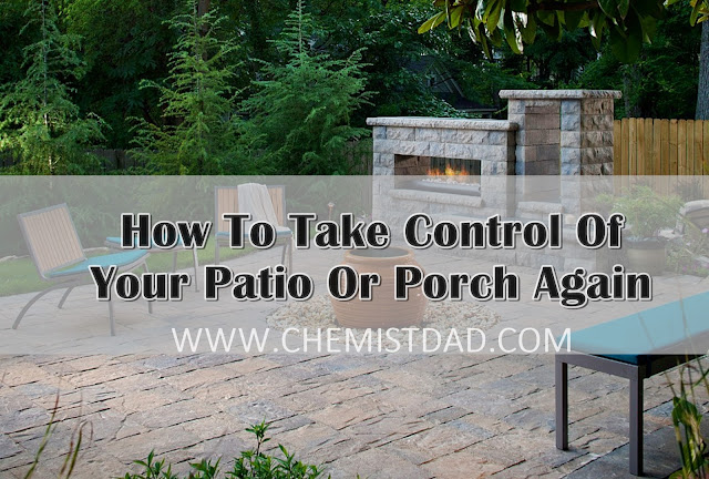 home, home and living, patio, porch,home renovation, take control of patio or porch