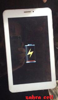 tablet advan kosong batre