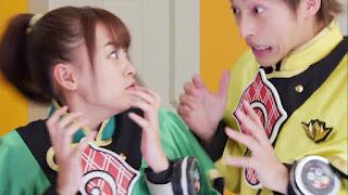 Mashin Sentai Kiramager - 32 Subtitle Indonesia and English