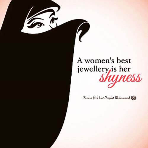 Hijab Islamic Quotes for Girls
