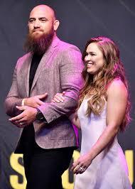 Ronda Rousey Husband