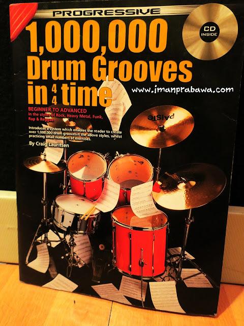 Buku 1 Juta Drum Groove