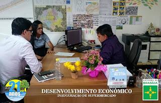 Desenvolvimento econômico para o Riacho Fundo II