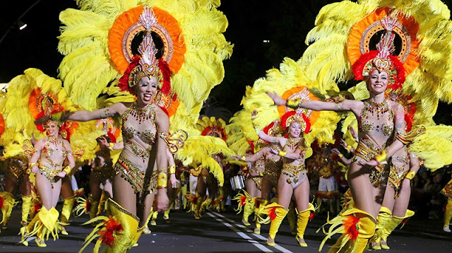 Carnaval em Tenerife