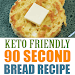 THE BEST 90 SECOND BREAD RECIPE