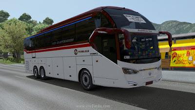 Livery Bus Jabar SR2 - Primajasa