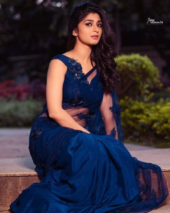 Aditi Prabhudeva Saree Photos