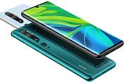 Xiaomi Mi Note 10 Rilis di Indonesia Februari 2020