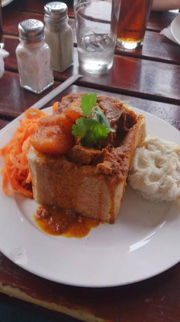 Hollywoodbets Bunny Chow - Durban - Curry - Springfield Park