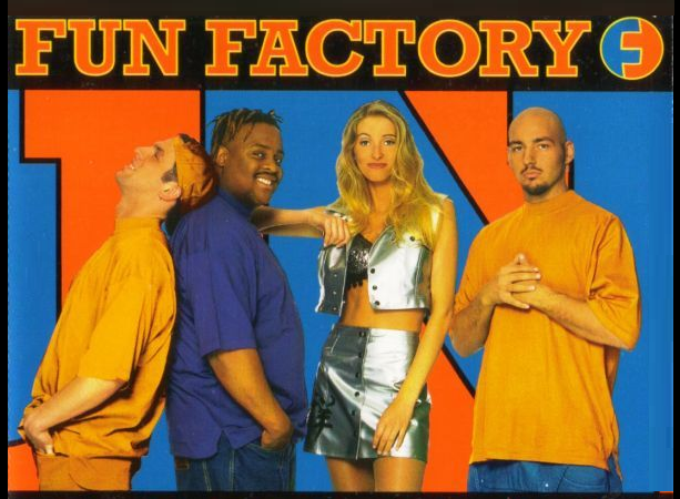 Seja Bem Vindo Fun Factory