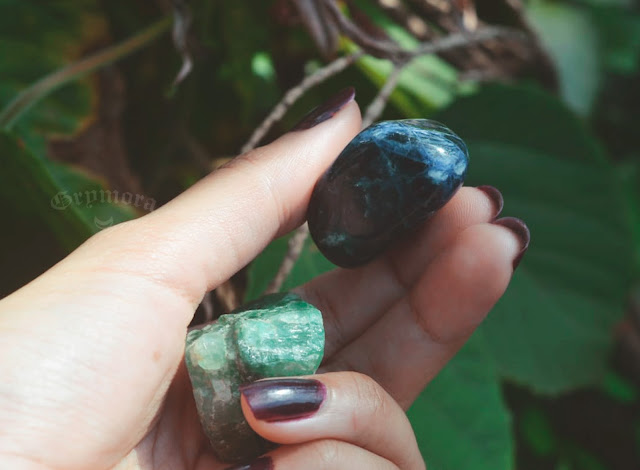 Como energizar os cristais corretamente