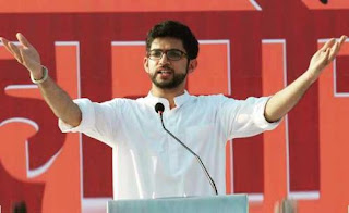 Aditya Thackeray Mumbai Election 2019