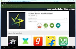 Hotstar For PC Windows