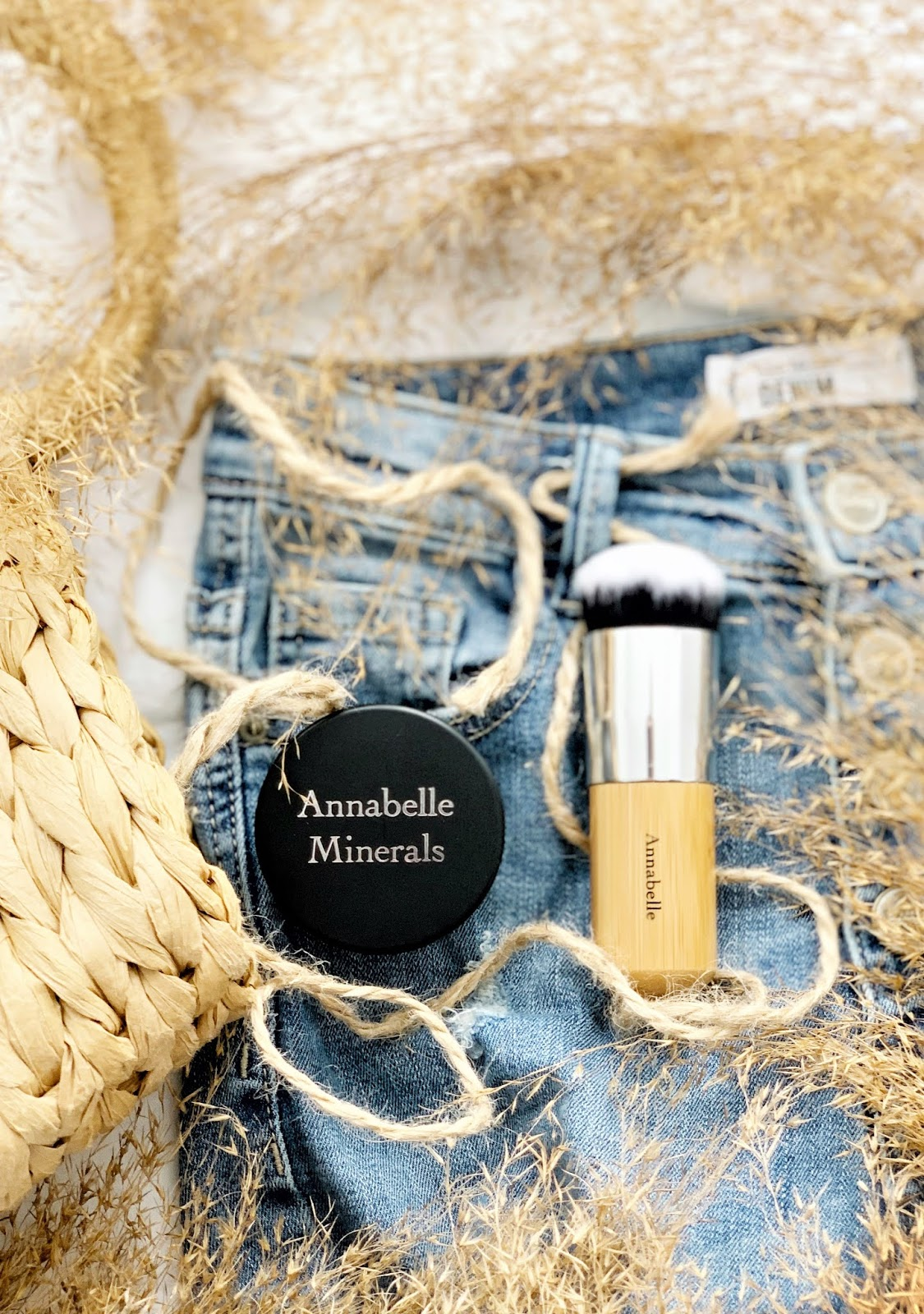 Podkład kryjący Annabelle Minerals - recenzja