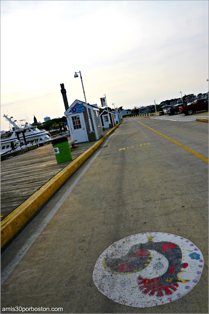 MacMillan Wharf de Provincetown
