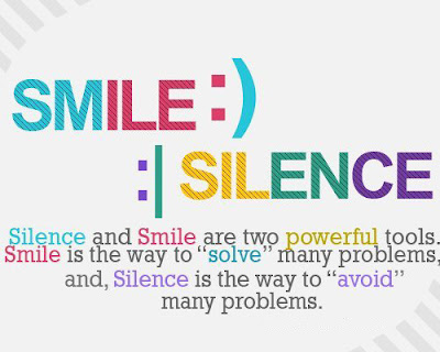Heart It Quotes Smile Silence