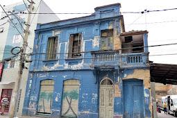 Residencial antigo em Santana
