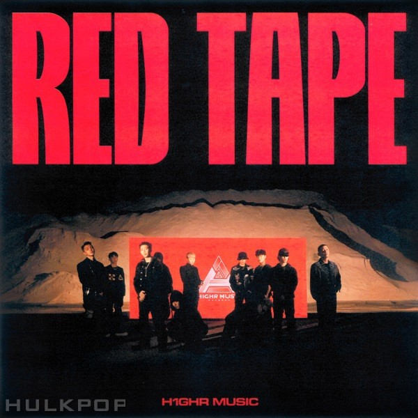 H1GHR MUSIC – H1GHR : RED TAPE