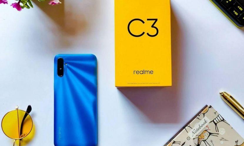 Harga Realme C3