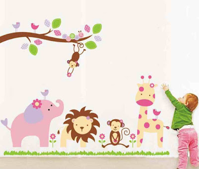 wall stickers for childrens bedroom