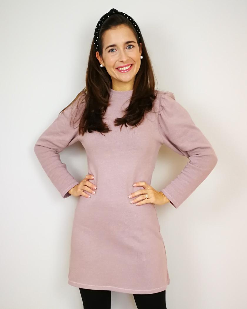 Aprende a coser un vestido fácil con manga abullonada - patrón gratis