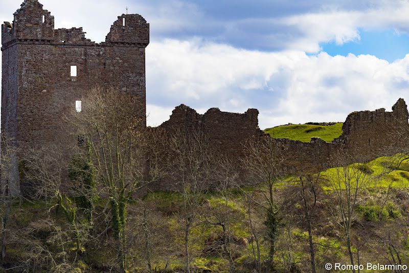 Urquhart Castle Best Castles in Scotland for a Road Trip Itinerary