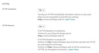 HTTPS Redirect Yes
