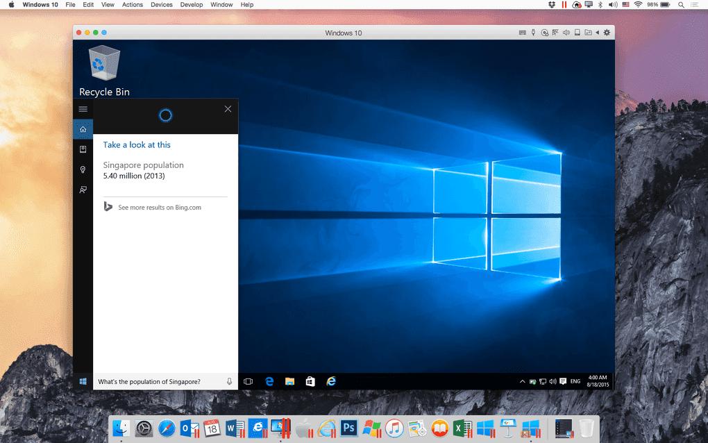 Parallels Desktop Business Edition 13 activation key