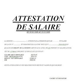 SALAIRE TÉLÉCHARGER ATTESTATION CNR DE