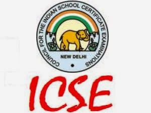 CISCE ICSE Results 2015