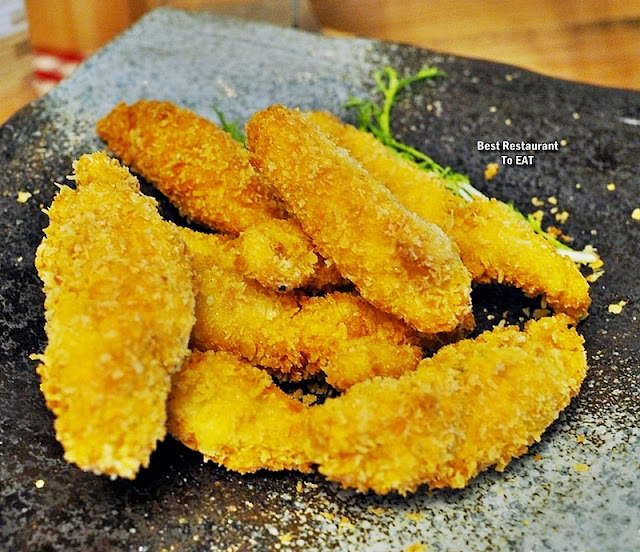 PASSIONE RISTORANTE ITALIANO Menu - Bastoncini Di Pollo - Fried Breaded Chicken Breast