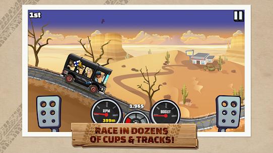 تحميل لعبة Hill Climb Racing 2 مهكرة للاندرويد