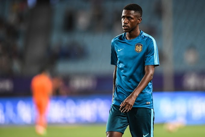 Ramires released by Chinese Super League side, Jiangsu Suning