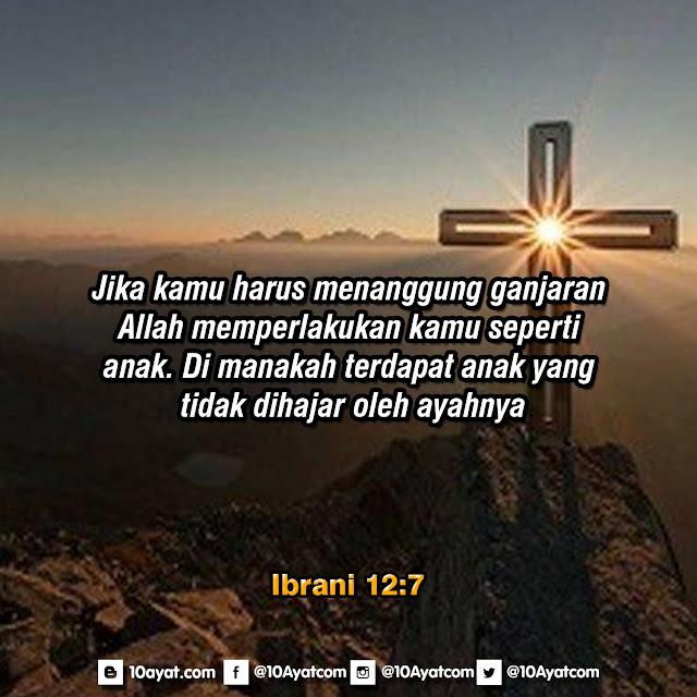 Ibrani 12:7