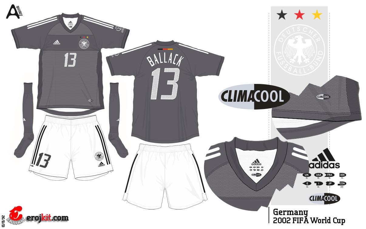 Camisa da Alemanha f233bc7cc5d87