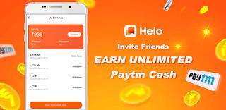Download Helo App To Earn Money