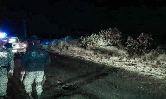 Muere niña de 11 años rafagueada en reten de malandros en comunidad de Zihuatanejo
